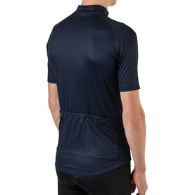 AGU Essential Striped SS Jersey Men, deep blue